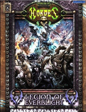 Legion of Everblight - Softcover Forces Book