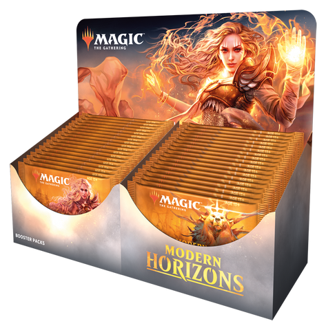 Magic The Gathering Modern Horizons Booster Box
