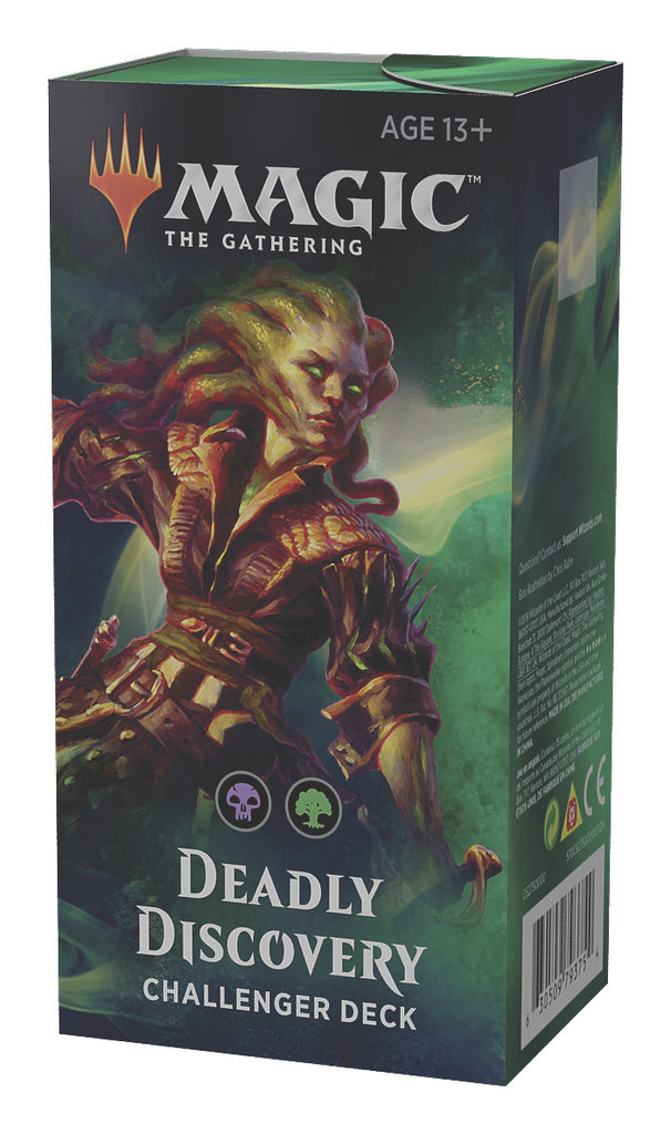 Magic the Gathering Challenger Deck 2019 Deadly Discovery