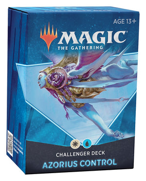 Magic The Gathering Challenger Deck 2021 Azorius Control