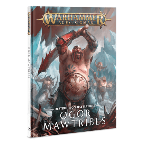 Ogor Mawtribes Battletome