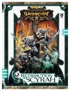 Retribution of Scyrah - Softcover Forces Book