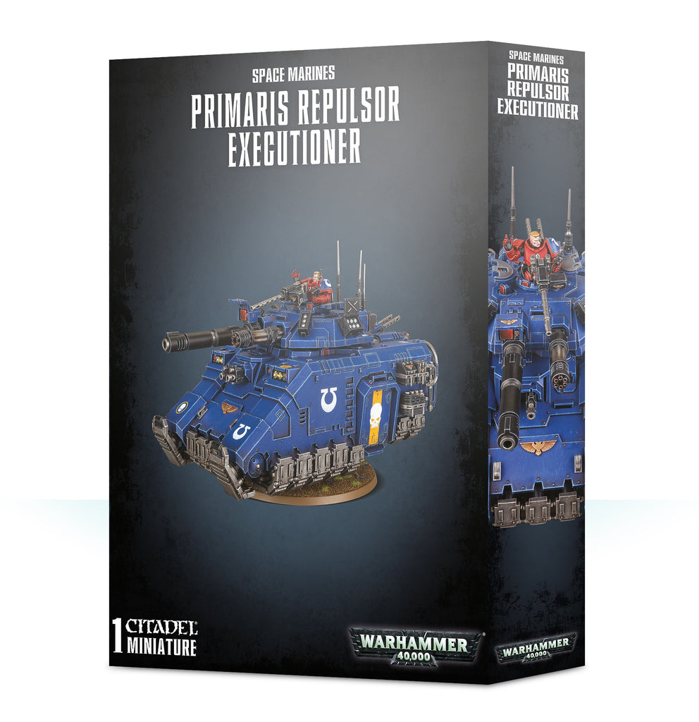 Space Marine Primaris Repulsor Executioner