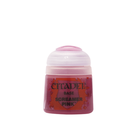 Citadel Base - Screamer Pink 12ml