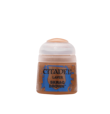 Citadel Layer - Skrag Brown 12ml