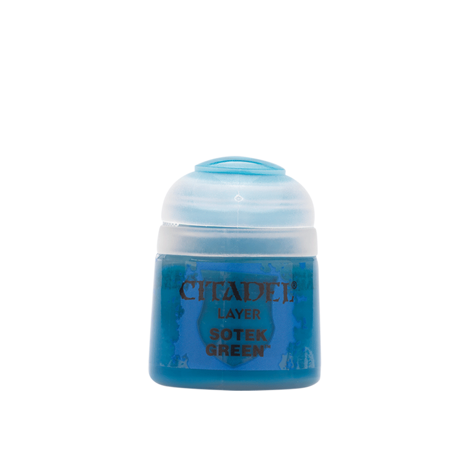 Citadel Layer - Sotek Green 12ml