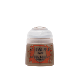 Citadel Base - Steel Legion Drab 12ml
