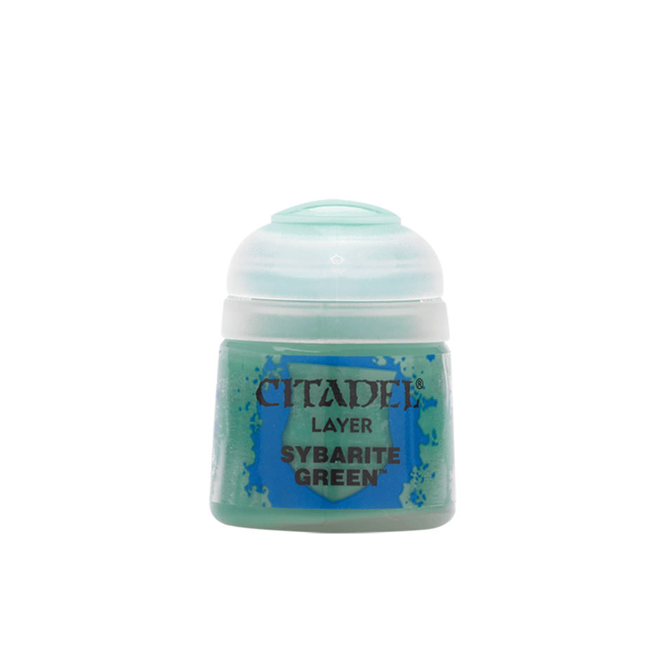 Citadel Layer - Sybarite Green 12ml