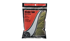 Woodland Scenics Coarse Turf Burnt Grass T62
