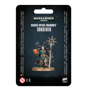 Chaos Space Marine Sorcerer 2019