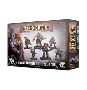 Necromunda Goliath Stimmers and Forgeborn
