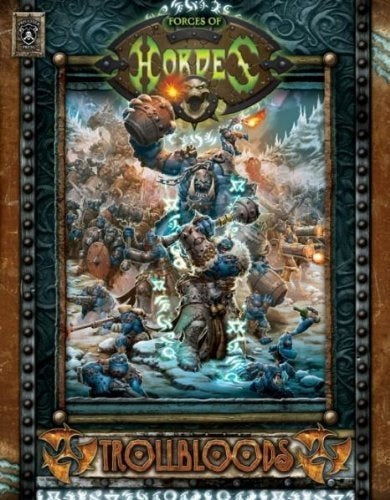 Trollbloods - Softcover Forces Book
