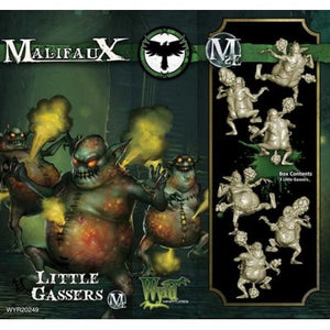 Malifaux Resurrectionists - Little Gassers