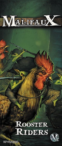 Malifaux Gremlins - Rooster Riders