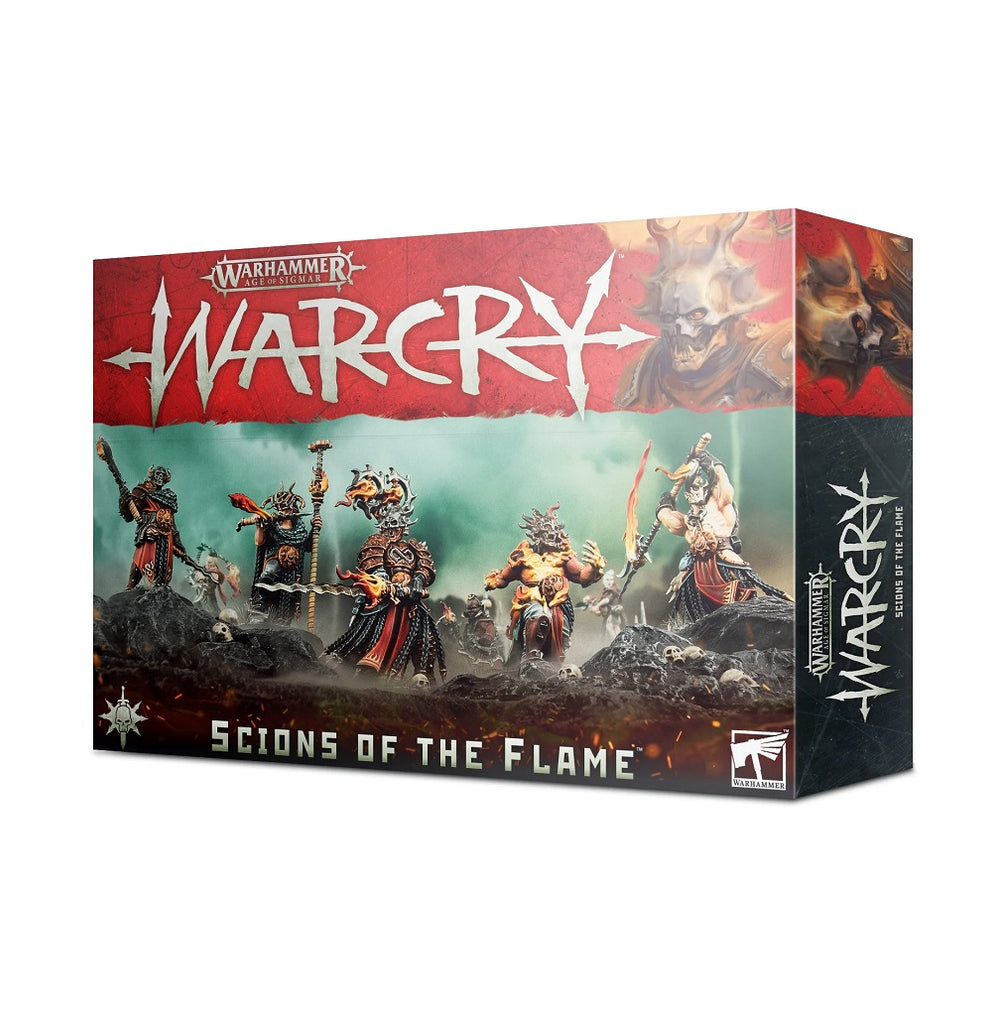 Warcry Scions of the Flame