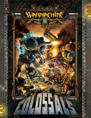 Warmachine - Colossals Hardcover Book