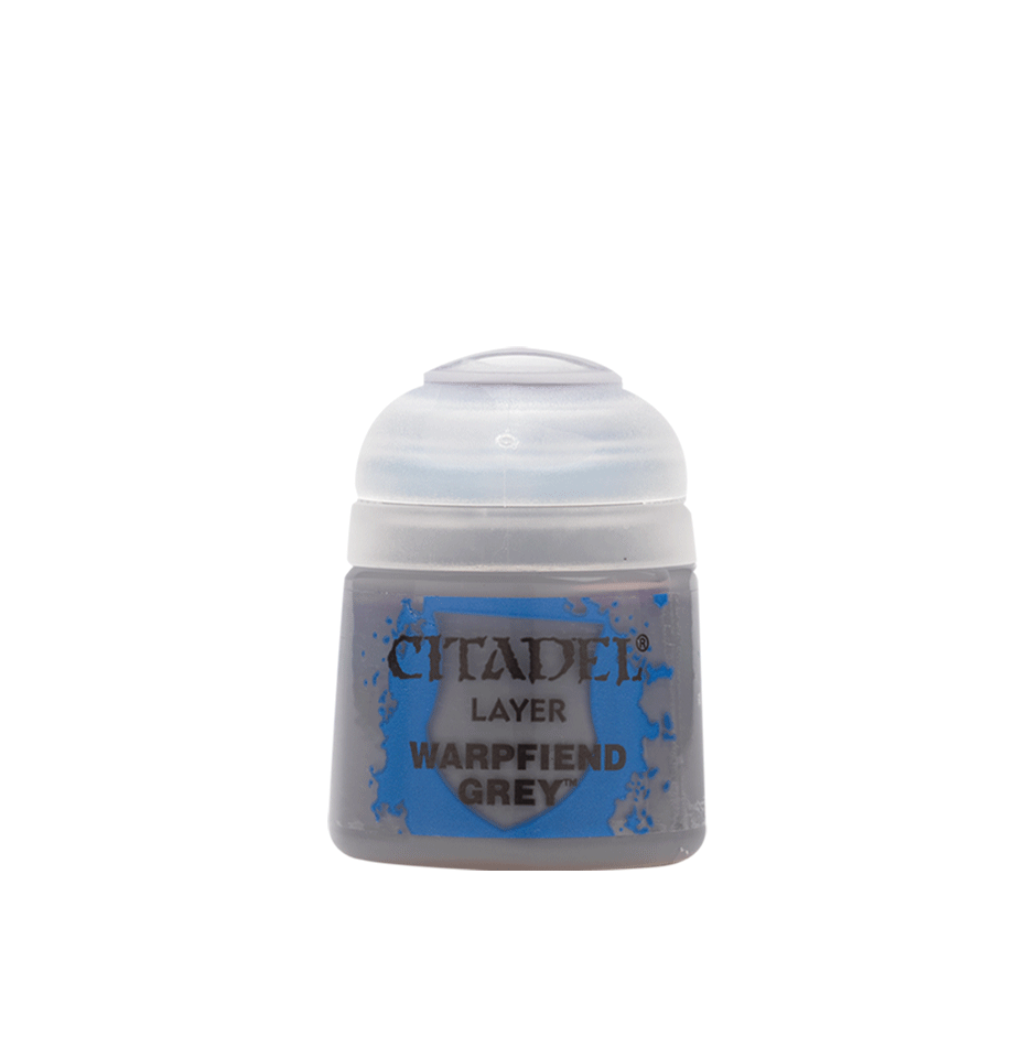 Citadel Layer - Warpfiend Grey 12ml