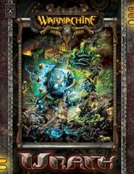 Warmachine - Wrath Softcover Book