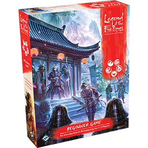Legend of the Five Rings RPG Beginner Game