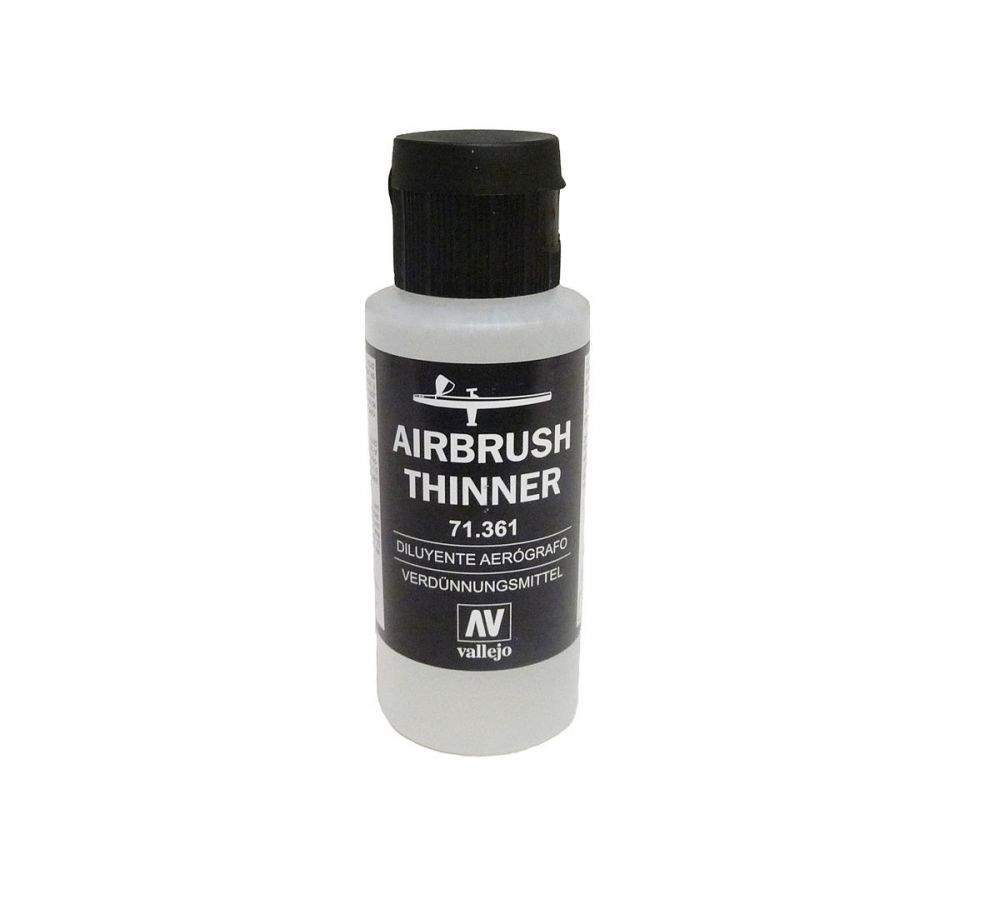 Vallejo - 361 Airbrush Thinner 60ml