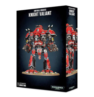 Imperial Knights - Knight Valiant