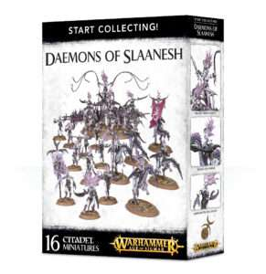 Daemons of Slaanesh Start Collecting Set