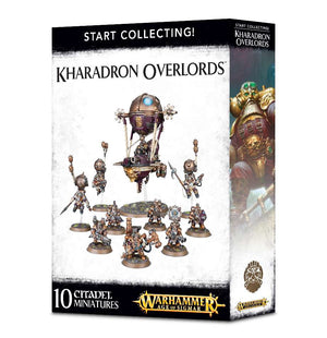 Kharadron Overlords Start Collecting Set