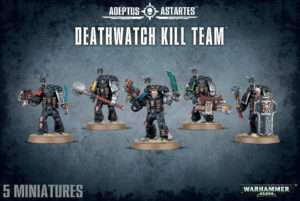 Deathwatch Kill Team Veterans