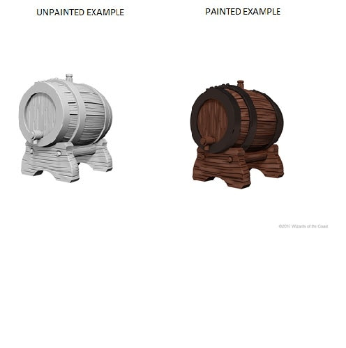 D&D Miniatures Keg Barrels