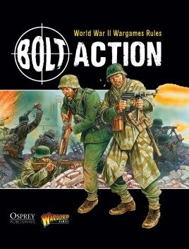 Bolt Action - World War Two Wargames Rules