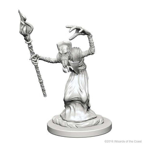 D&D - Unpainted Miniatures Mind Flayers
