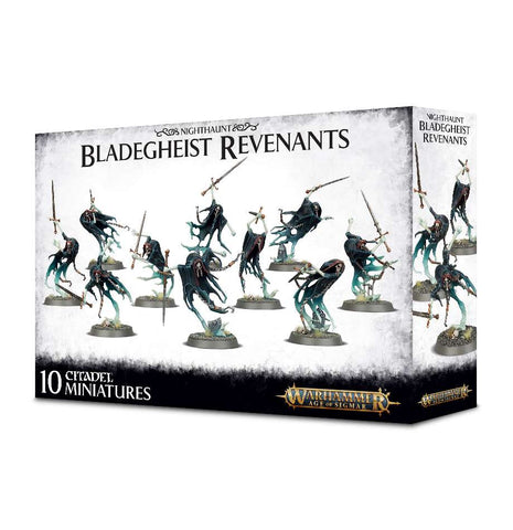 Nighhaunt Bladegheist Revenants