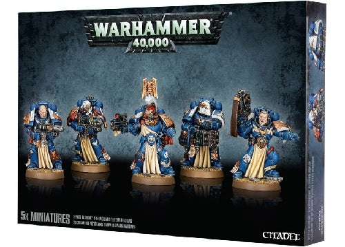 Space Marines - Space Marine Sternguard Veteran Squad