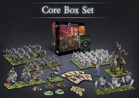 Conquest Last Argument of Kings Starter Set