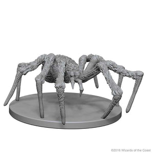 D&D Miniatures Spiders