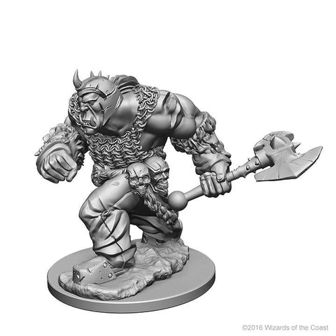 Image of D&D Miniatures Orcs