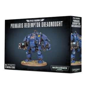 Space Marines - Primaris Redemptor Dreadnought