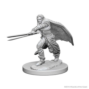 D&D Miniatures Elf Rangers Male