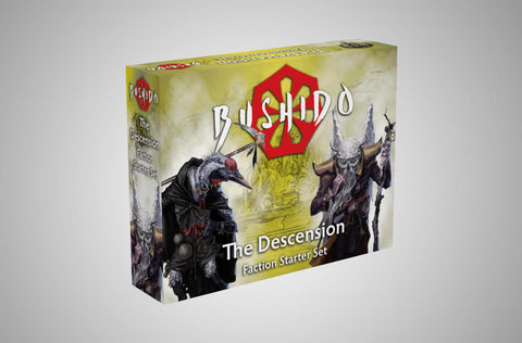 Image of Bushido The Descension Starter Set