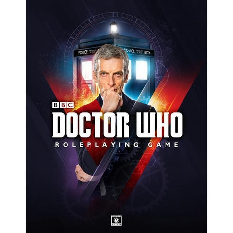 Doctor Who RPG Core Book
