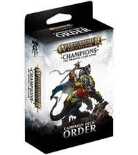 Warhammer AoS Champions TCG Campaign Deck Order