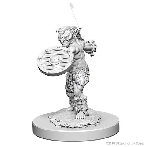 Image of D&D - Unpainted Miniatures Goblins