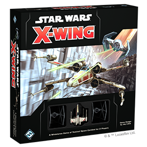 Star Wars X-Wing 2nd Ed Core Set