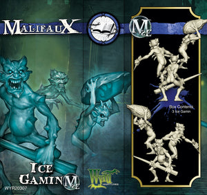 Malifaux Arcanists - Ice Gamin