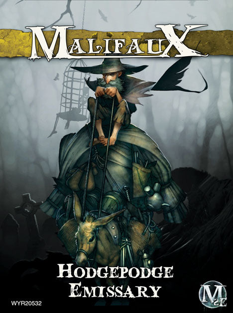 Malifaux Outcasts - Hodgepodge Emissary