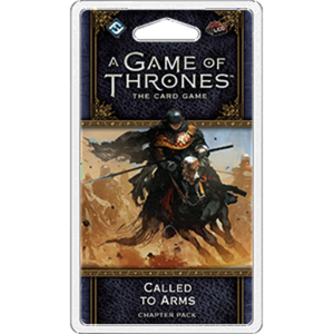 A Game of Thrones LCG - Called to Arms Expansion