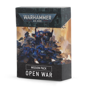 Warhammer 40000 Mission Pack: Open War