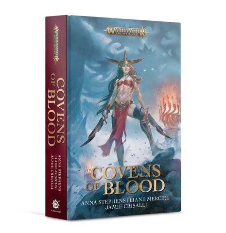 Covens of Blood HB