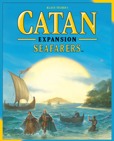 Catan The Settlers - Seafarers Expansion