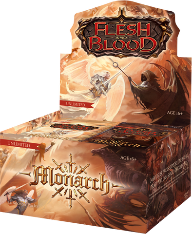 Flesh and Blood TCG Monarch Unlimited Booster Box
